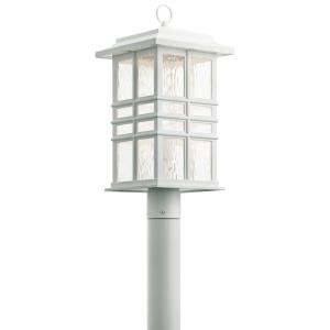 Beacon Square - One Light Outdoor Post Lantern