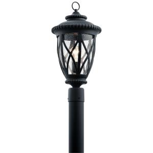 Admirals Cove - One Light Outdoor Post Lantern