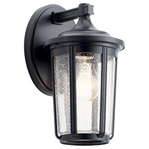 Fairfield - 1 light Small Outdoor Wall Lantern - with Traditional inspirations - 11 inches tall by 6 inches wide