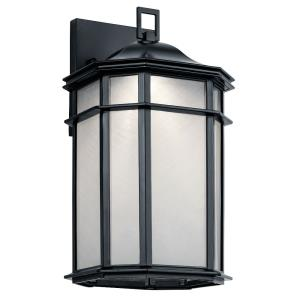 Kent - 14.5 Inch 7.5W 1 LED Medium Outdoor Wall Lantern