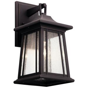 Taden - One Light Medium Outdoor Wall Lantern