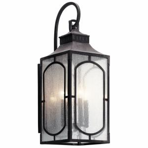 Bay Village - Four Light Large Outdoor Wall Lantern