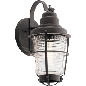 Chance Harbor - One Light Outdoor Small Wall Lantern