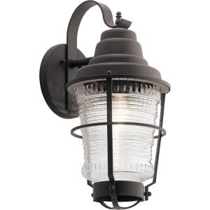 Chance Harbor - One Light Outdoor Large Wall Lantern