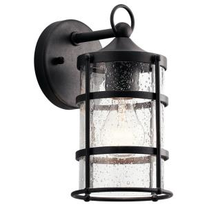 Mill Lane - One Light Small Outdoor Wall Lantern