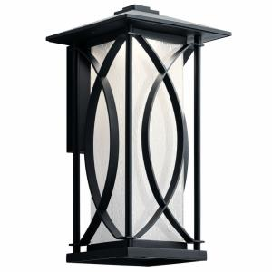 Ashbern - 15.25 Inch 7.5W 1 LED Medium Outdoor Wall Lantern