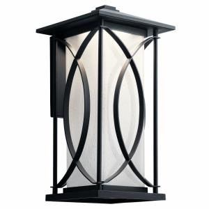 Ashbern - 18.25 Inch 16W 1 LED Large Outdoor Wall Lantern