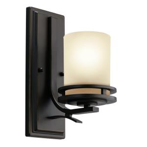 Hendrik Contemporary 1 Light Wall Sconce