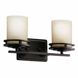 Hendrik - Two Light Bath Fixture