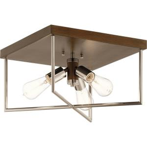 Tanis - Three Light Flush Mount