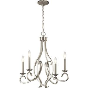 Ania - 4 Light Small Chandelier