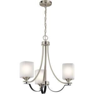 Tula - Three Light Convertible Chandelier