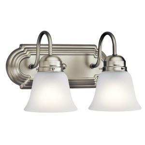 Two Light Bath Vanity