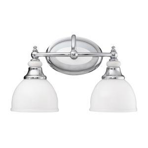 Pocelona - Two Light Bath Fixture
