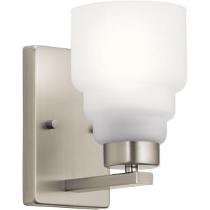 Vionnet - 1 light Wall Bracket - 8.5 inches tall by 5 inches wide