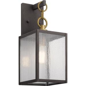 Lahden - One Light Small Outdoor Wall Lantern