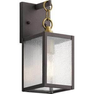 Lahden - One Light Medium Outdoor Wall Lantern