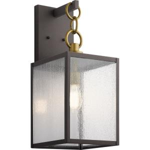 Lahden - One Light Large Outdoor Wall Lantern