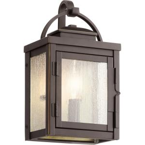Carlson - One Light Small Outdoor Wall Lantern