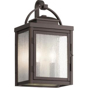 Carlson - Two Light Medium Outdoor Wall Lantern