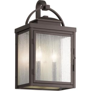 Carlson - Two Light X-Large Outdoor Wall Lantern