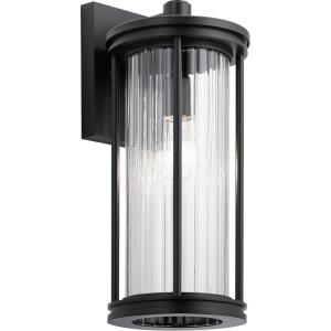 Barras - One Light Medium Outdoor Wall Lantern
