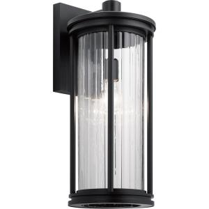 Barras - One Light Large Outdoor Wall Lantern