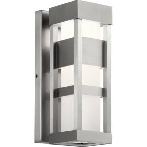 Ryler - 12 Inch 9W 1 LED Small Outdoor Wall Lantern
