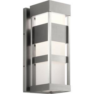 Ryler - 18.5 Inch 16.8W 1 LED Medium Outdoor Wall Lantern