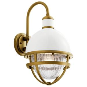 Tollis - 1 Light Medium Outdoor Wall Lantern