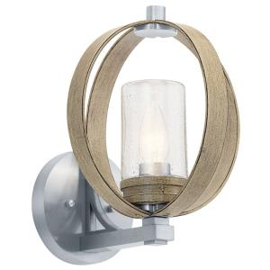Grand Bank - 1 Light Medium Outdoor Wall Lantern