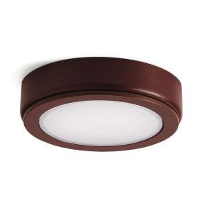 6D Series - 2.75 Inch 4W 2700K LED Disk/Puck Light