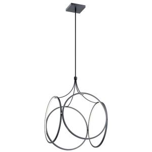 Ciri - 92W 1 LED Pendant - with Contemporary inspirations - 34.75 inches tall by 24 inches wide