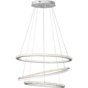 Allos - 35.5 Inch 6 LED Round Chandelier