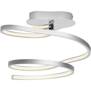 """Tintori - 17.5"""" 1 LED Semi-Flush Mount"""