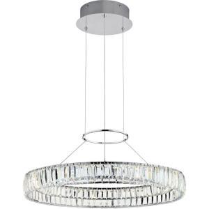 Annette - 25.5 Inch 1 LED Round Chandelier