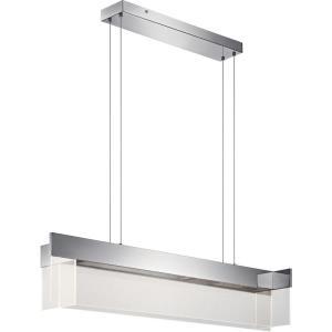 Geo - 48.5 Inch 4 LED Linear Chandelier
