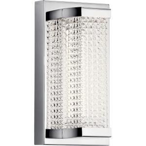 Ammiras - 5 Inch 10.5W 1 LED Wall Sconce