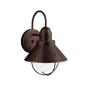 12 Inch One Light Outdoor Wall Mount