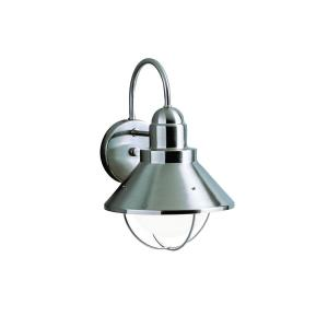 14 Inch One Light Outdoor Wall Mount