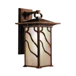 Morris - One Light Outdoor Wall Mount