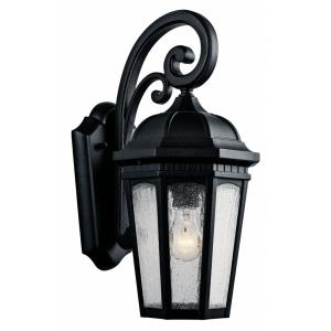 Courtyard - One Light Outdoor Medium Wall Mount