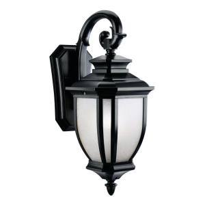 Salisbury - One Light Outdoor Wall Mount