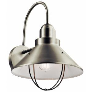 Seaside - One Light X-Large Outdoor Wall Mount