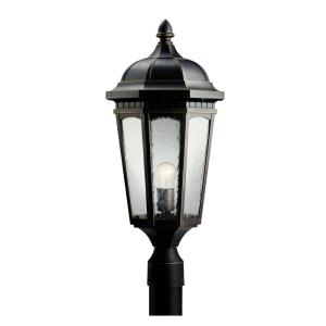 Courtyard - One Light Outdoor Post Mount