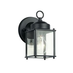 New Street Series 05 Outdoor - 1 light Outdoor Wall Bracket - with Traditional inspirations - 8.25 inches tall by 5 inches wide