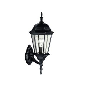 Madison - 1 light Outdoor Wall Bracket - with Traditional inspirations - 19.75 inches tall by 8 inches wide