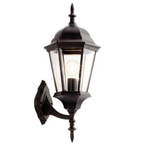 Madison - One Light Outdoor Wall Bracket