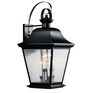 Mount Vernon - Six Light X-Large Outdoor Wall Lantern