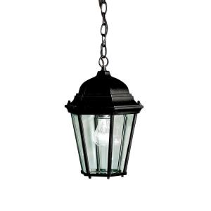 Townhouse - 1 light Outdoor Pendant - 13.5 inches tall by 9.25 inches wide